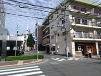 上田歯科医院道順4