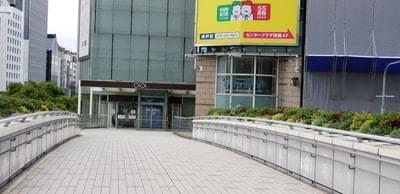 神戸矯正歯科グループ ミント神戸院道順4