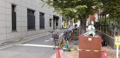 北野坂鳥居歯科医院への道順4