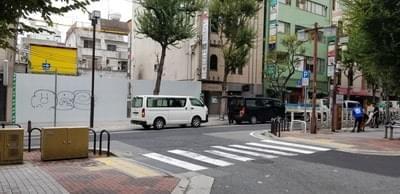 北野坂鳥居歯科医院への道順5